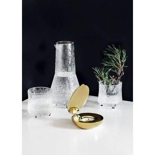 Design House Stockholm Shell tea light holder, brass