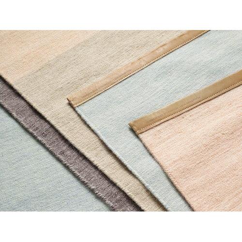 Design House Stockholm Fields rug, 200 x 300 cm, brown