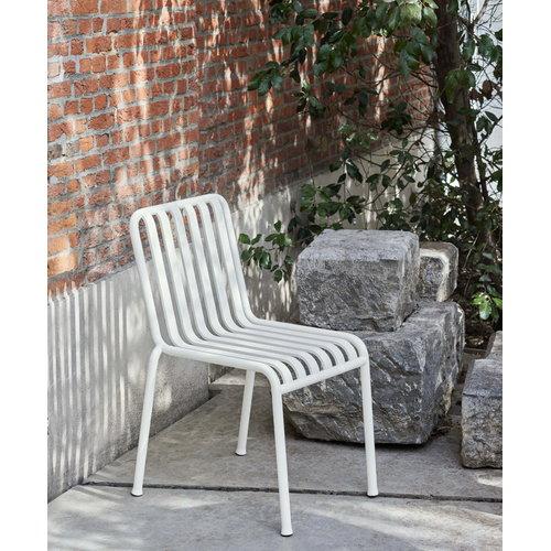 Hay Palissade chair, cream white