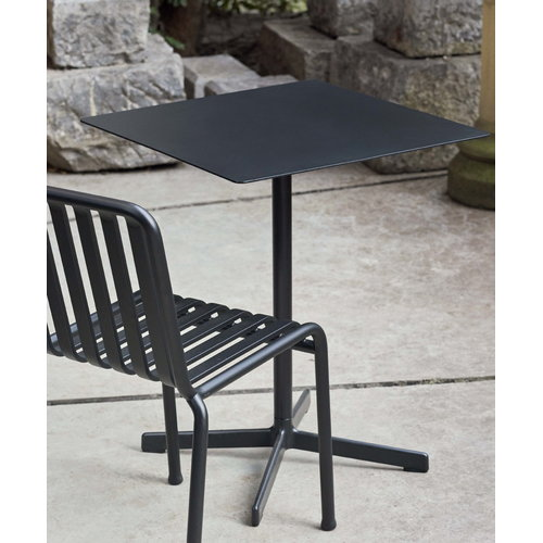 Hay Neu table square, charcoal