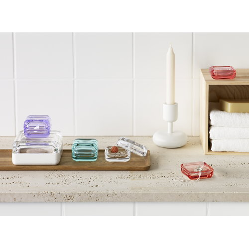 Iittala Vitriini box 60 x 60 mm, clear