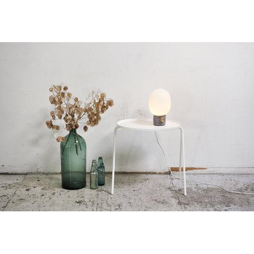 Menu JWDA table lamp, light concrete