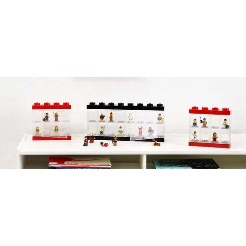 Room Copenhagen Lego display case, large, black