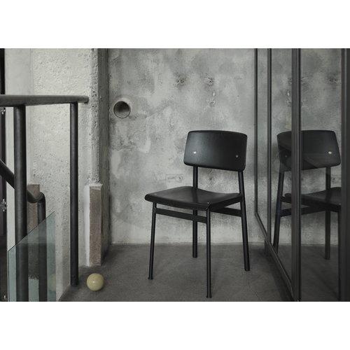 Muuto Loft chair, black