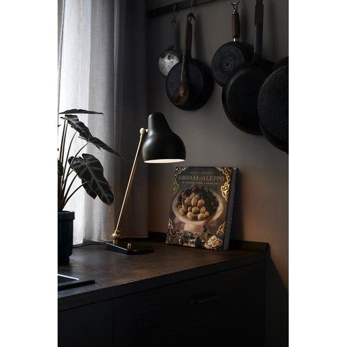 Louis Poulsen VL38 table lamp LED, black