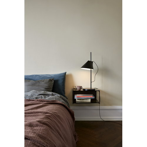 Louis Poulsen YUH table lamp LED, black
