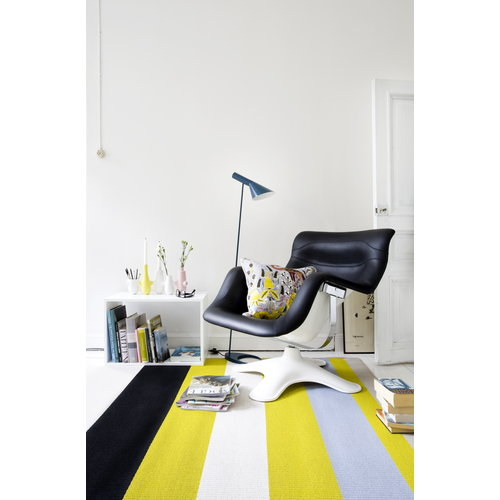 Artek Karuselli chair, black-white