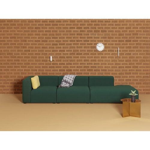 Hay Mags sohva, kolmen istuttava