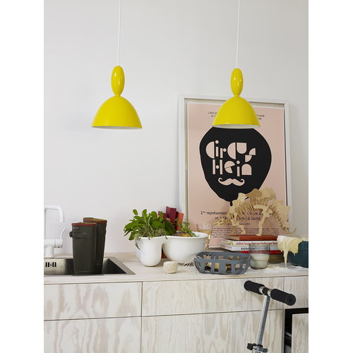 Muuto Mhy pendant lamp, yellow