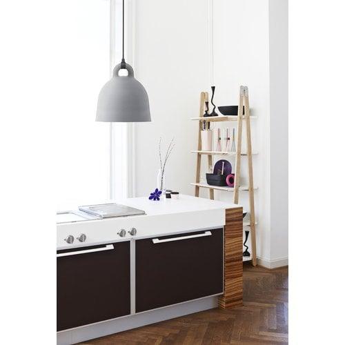 Normann Copenhagen Bell lamp M, grey