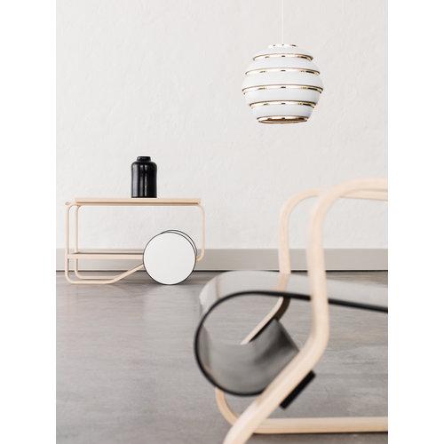 Artek Carrello Aalto 901, nero