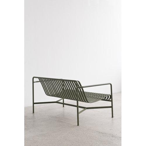 Hay Palissade sohva, oliivinvihre�