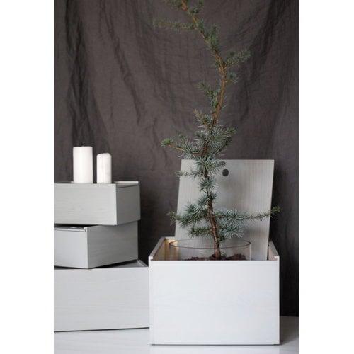 Lundia System 1 box, grey