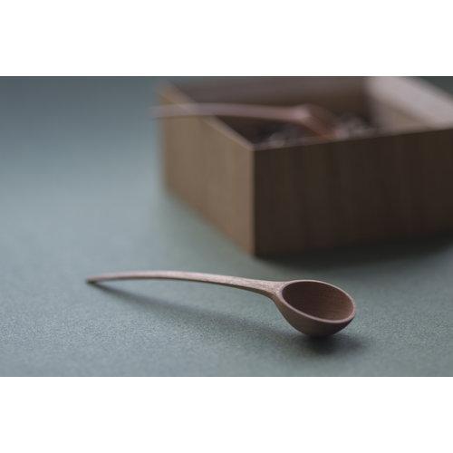 Antrei Hartikainen Pisara spoon, medium, cherry