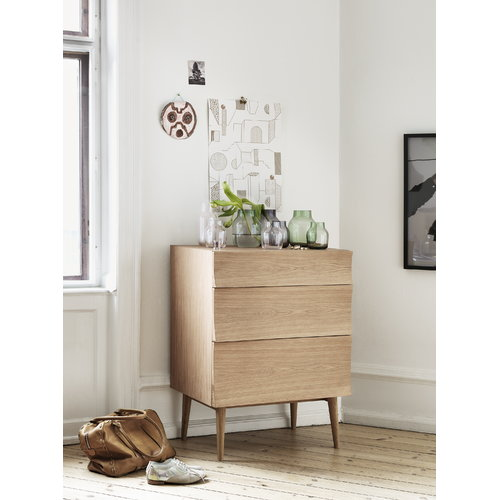 Muuto Reflect drawer, oak