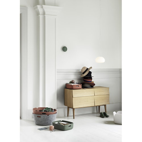 Muuto Reflect sideboard, small, oak