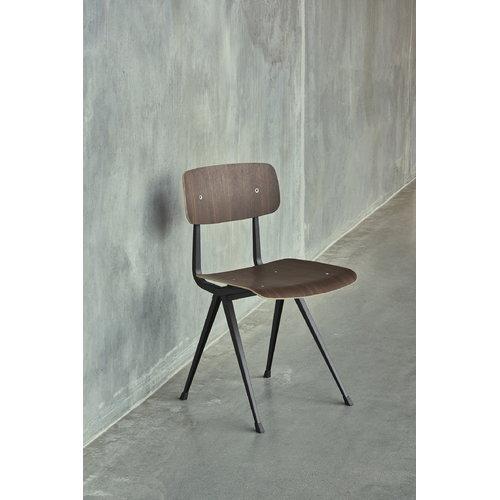 Hay Result chair, black - smoked oak