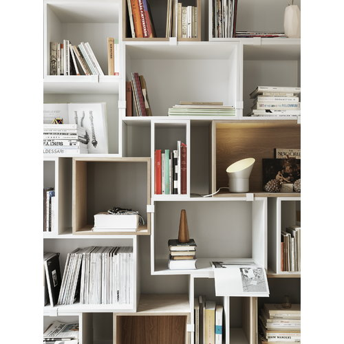 Muuto Modulo Stacked medio, frassino