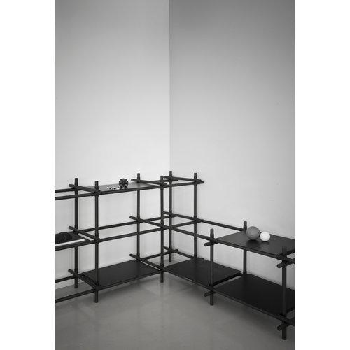 Menu Stick System 1 x 3, black