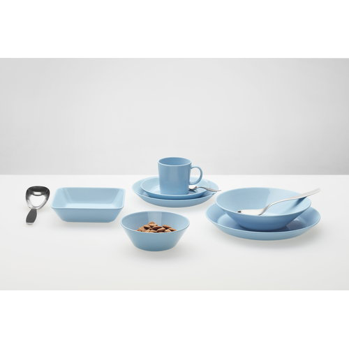 Iittala Teema plate 21 cm, light blue