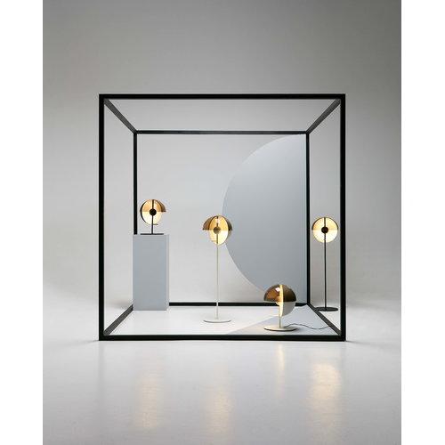 Marset Theia P floor lamp, white