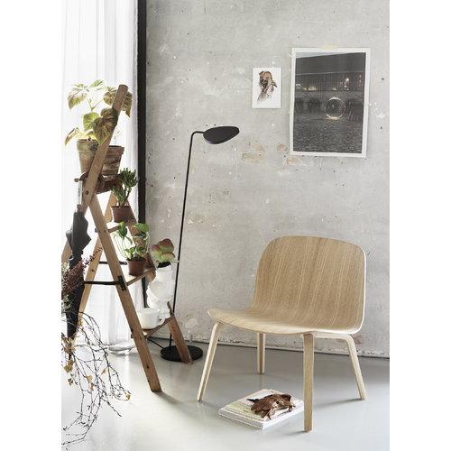 Muuto Leaf Floor Lamp Black Finnish Design Shop