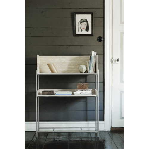 Skagerak Vivlio shelf, small, ash