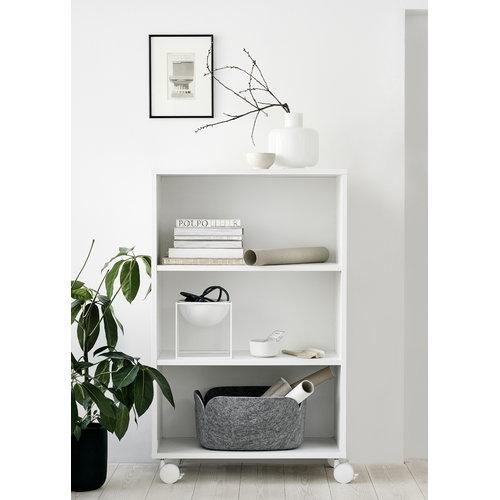 Muuto Restore storage basket, grey