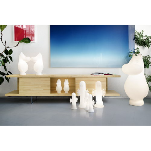 Melaja Moomintroll lamp, medium
