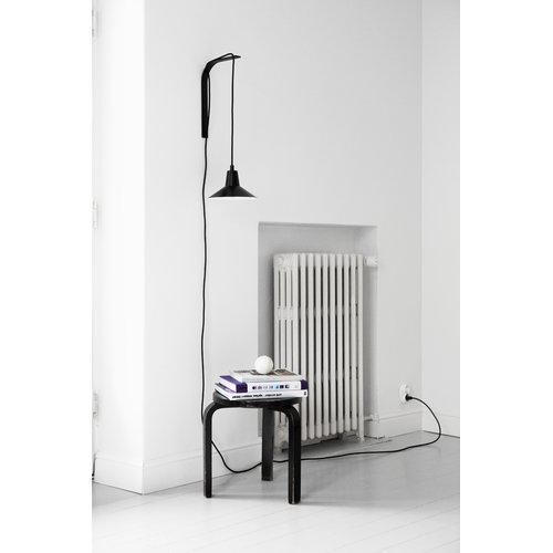Studio Joanna Laajisto Edit wall lamp, black-black