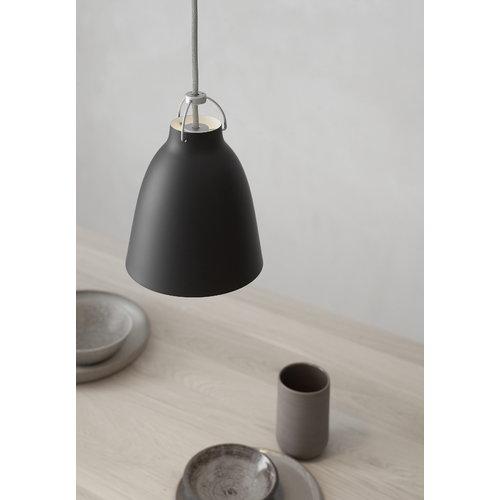 Lightyears Caravaggio P1 pendant, matt black