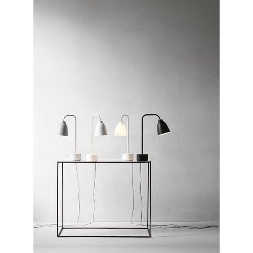 Lightyears Caravaggio Read table lamp, white