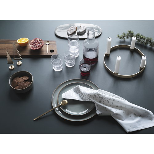 Ferm Living Circle candle holder, small