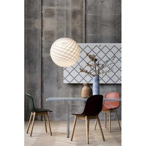 Hay Neu13 chair, orange/matt lacquered ash