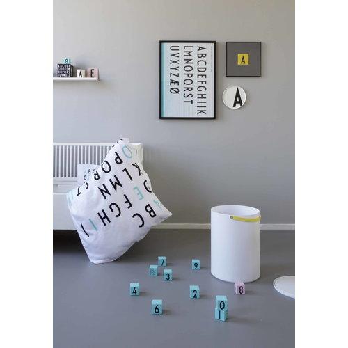 Design Letters Tazza in melamina Arne Jacobsen A-Z