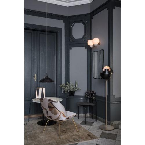 Gubi Multi-Lite floor lamp, brass