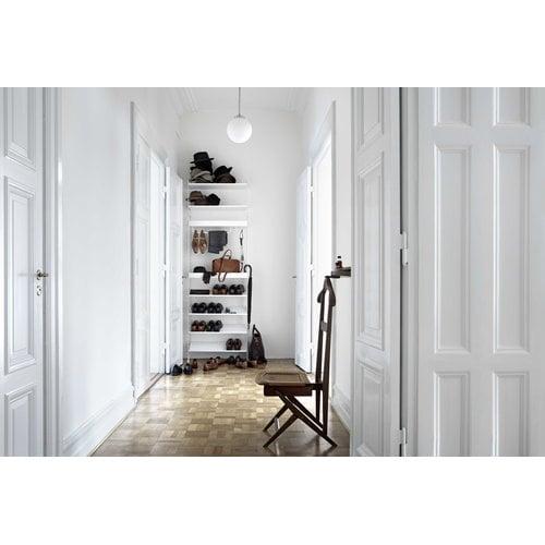 String String floor panel 200 x 30 cm, 1-pack, white