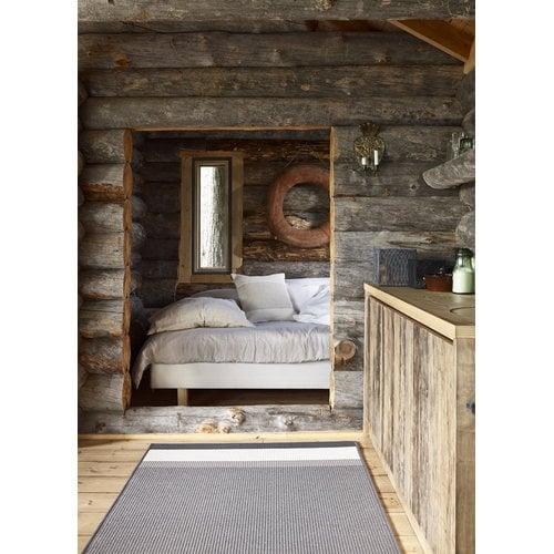 Woodnotes Panorama carpet, graphite-light grey