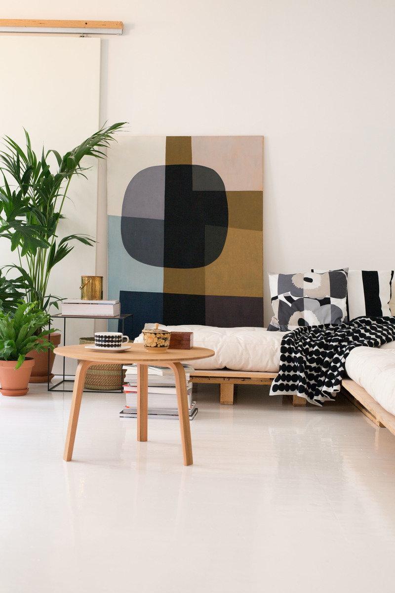 hay bella coffee table 60 cm high finnish design shop. Black Bedroom Furniture Sets. Home Design Ideas