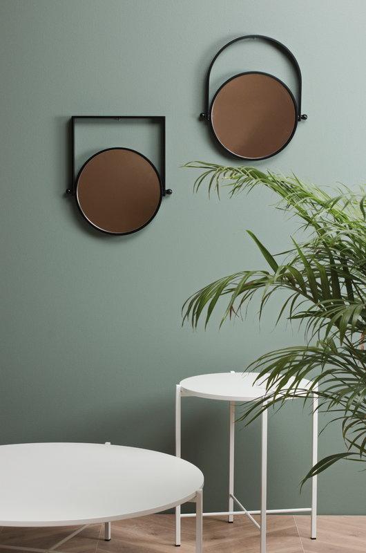 Hakola specchio lampi rotondo finnish design shop - Specchio rotondo ...