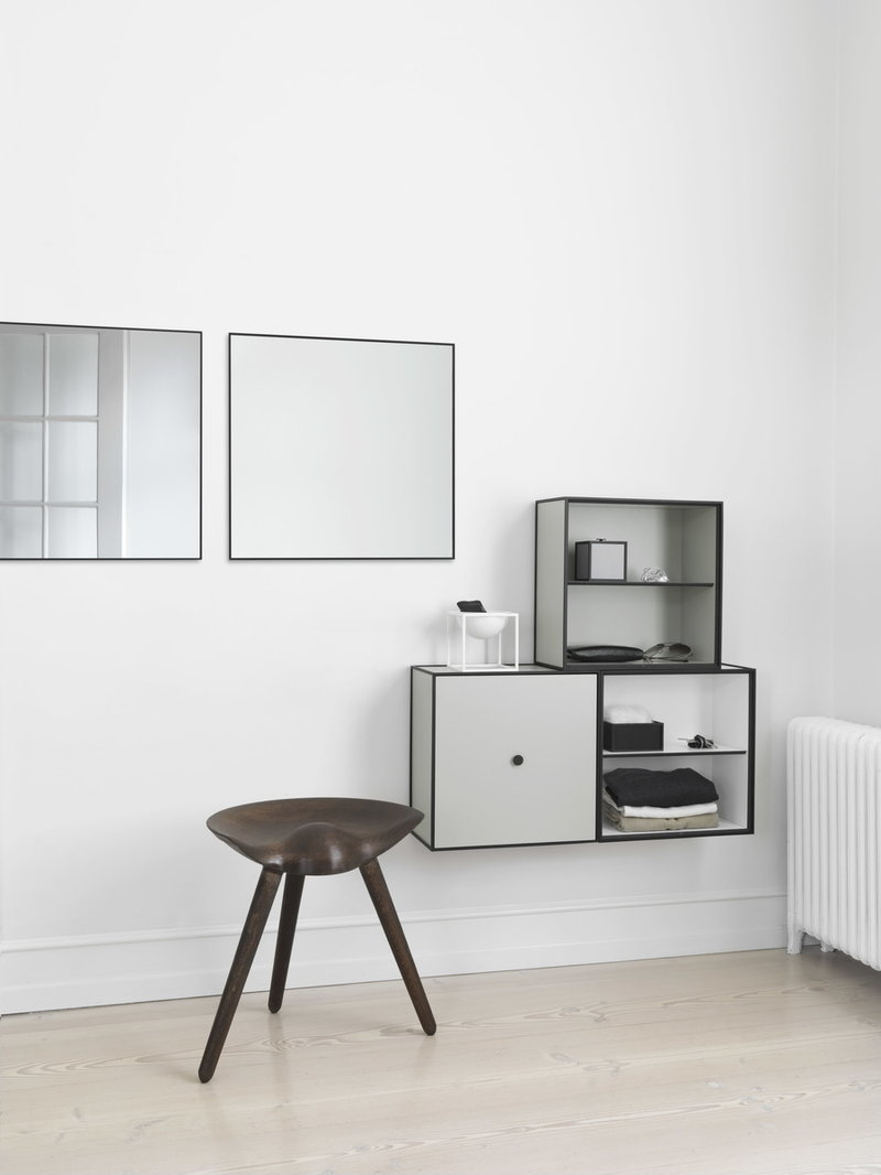 By Lassen Frame 10 box, light grey | Finnish Design Shop