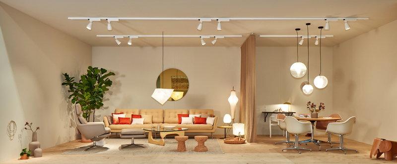 Vitra Akari Ya2 Table Lamp Finnish Design Shop
