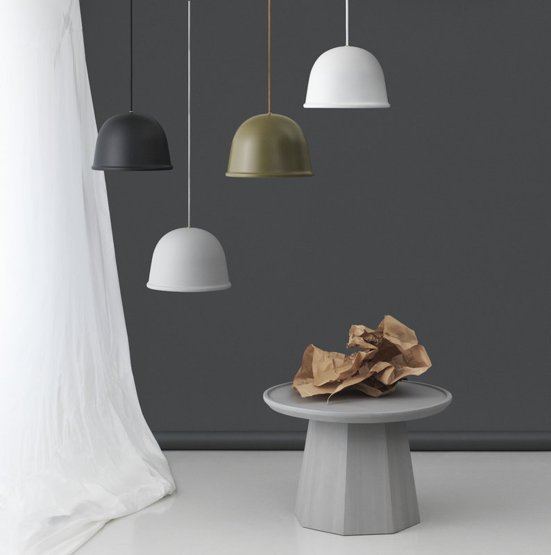 Local Lamp Pendant Grey