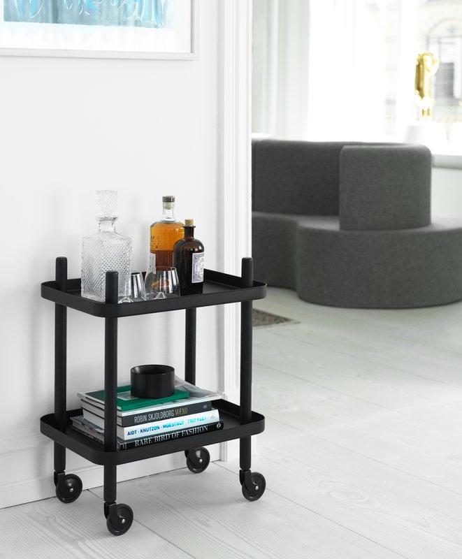 normann block table