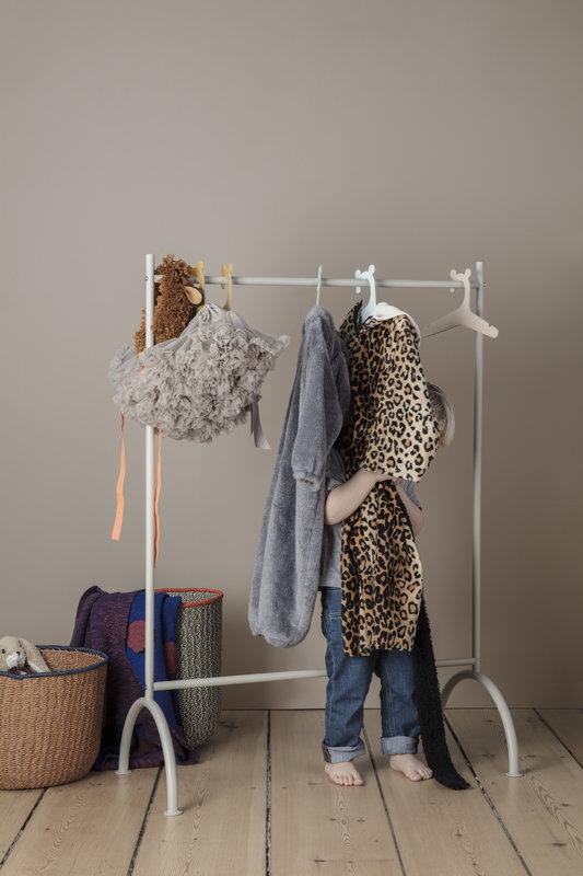 Ferm Living Kids Clothes Rack Grey