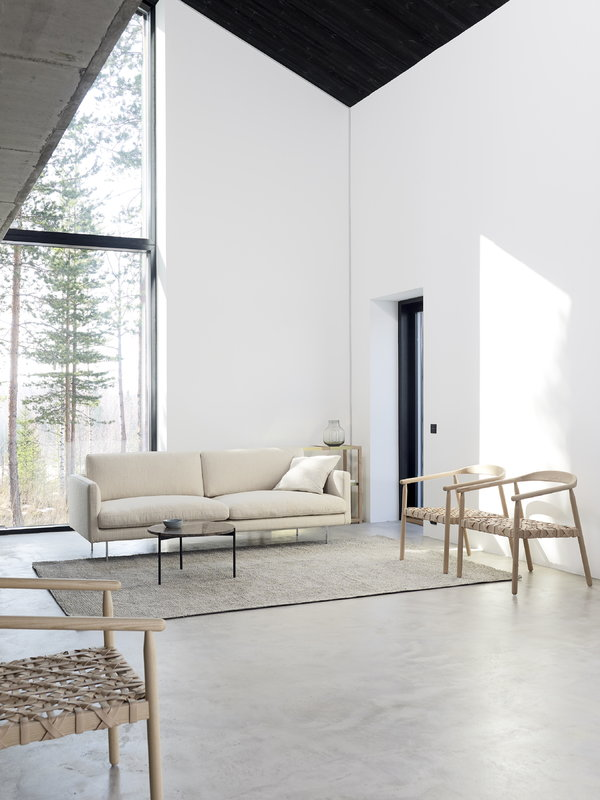 Adea Fay tuoli, saippuoitu tammi | Finnish Design Shop