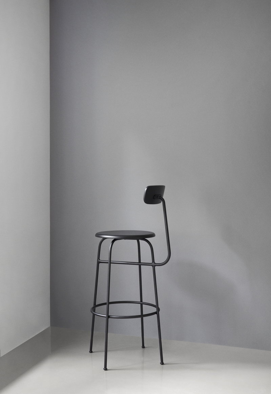 Menu Afteroom bar chair, black  Finnish Design Shop