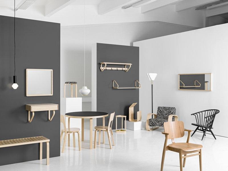 Artek Crinolette tuoli, valkoinen | Finnish Design Shop