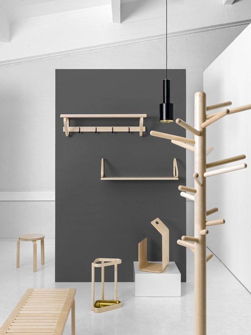 artek appendiabiti aalto 160 bianco finnish design shop. Black Bedroom Furniture Sets. Home Design Ideas