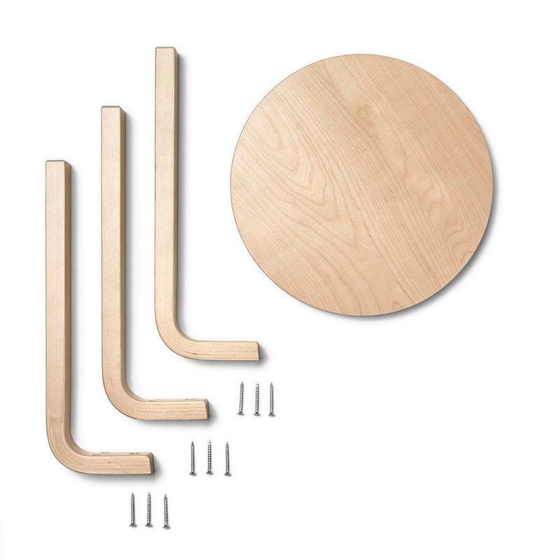Artek Aalto Stool 60 Birch Finnish Design Shop